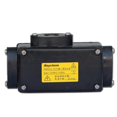 Raycham(瑞侃)电伴热三通接线盒 PMKG-LT