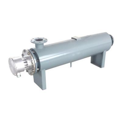防爆管道加热器/法兰式液体管道辅助加热系统厂家/工业电加