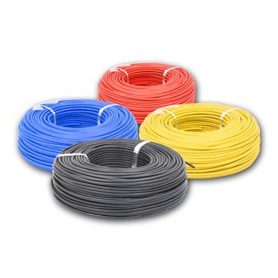 电子导线1007-18AWG电线导线引线电路板焊锡线无氧镀锡铜环保P